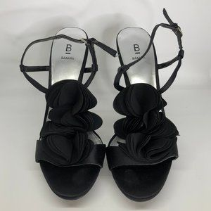 BAKERS with Ruffles Pumps